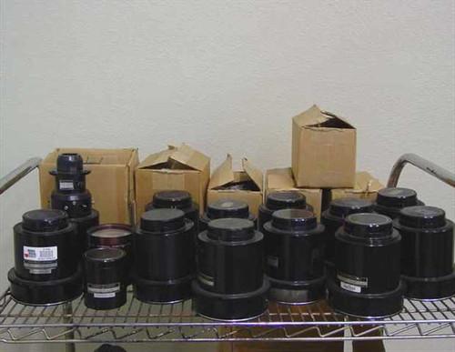 General Electric / Schlieren Projector Lens Lot of 33  7 1 & 4.9 1