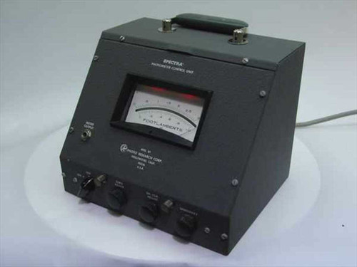 Spectra 1970-PR-1  Photometer Control Unit