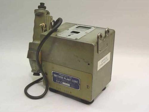 Leeds & Northrup 8621  Optical Pyrometer