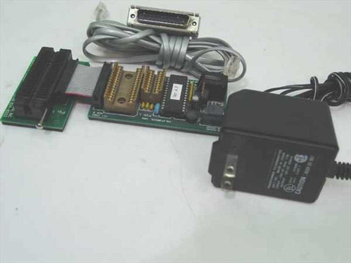 Parallax PIC16Cxx-PGM  PicProg V3 programmer wi 40/28 Pin ZIF Adapter