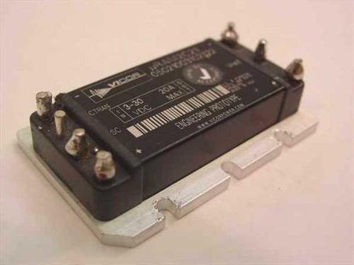 Vicor URAM2C21  MicroRAM Output Ripple Attenuator Module