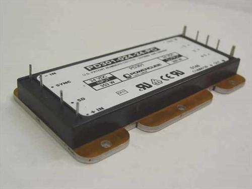 Powercube PD301-024-24-PC  DC-DC Converter 300/353 W
