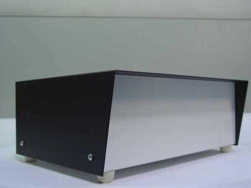 """LMB M-E 7114  Modernistic Aluminum Enclosure 11""""L x 7""""D x 4""""H"""