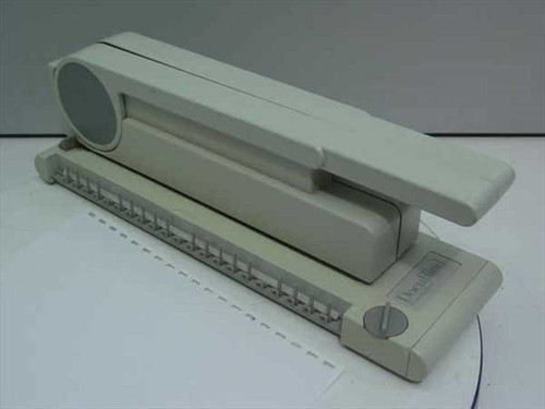 Velobind DocuBind  Comb Binding Machine