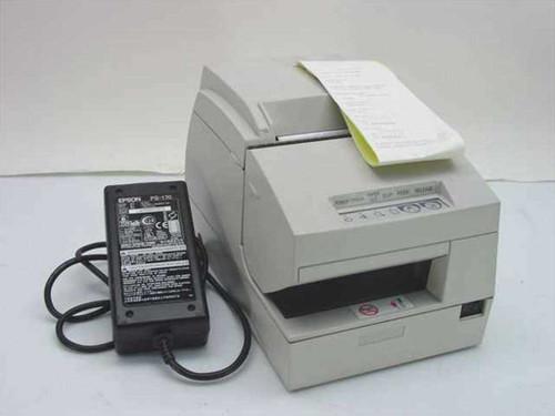 Epson TM-U675P  M1469 Dot Matrix POS Receipt Printer w/Power
