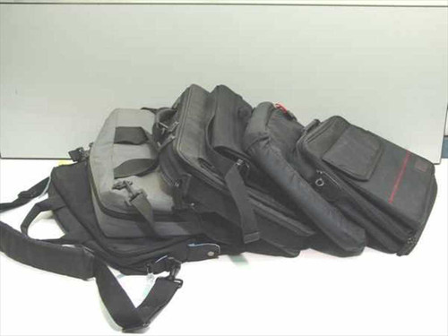 Various Laptop Carrying Case Bags - small (Black)