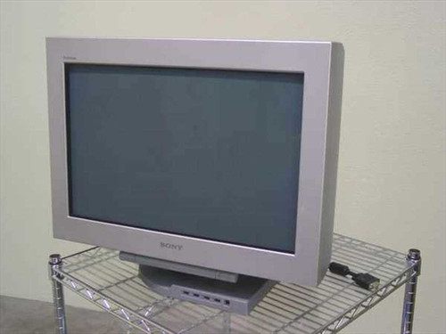 "Sony GDM-FW900  24"" Trintron Color Graphic Display"