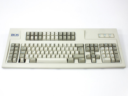 BOS IBM Style 122 Key Keyboard Model M (1369969)