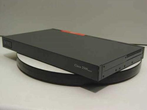 Cisco 2501  2500 Series Dual Serial Router