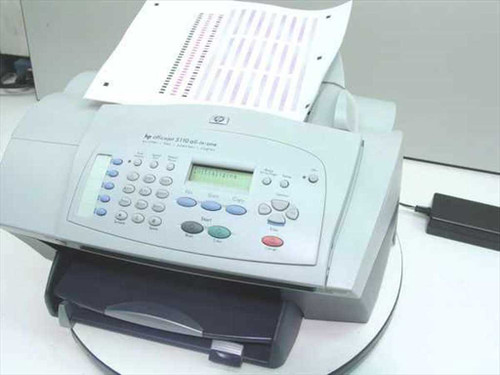 HP Q1678A  Officejet 5110 all-in-one Printer Fax Scanner Copi