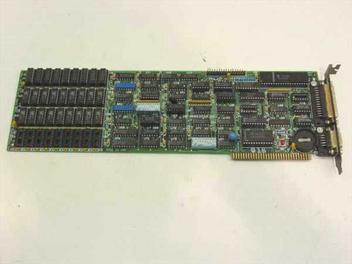 Idea Associates 8 Bit Parallel/Serial Card 100-027-004