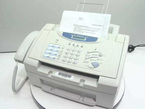 Brother Fax2600  Intellifax 2600 Plain Paper Laser Fax