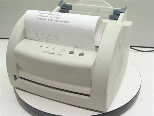Lexmark 4510-001  E210 Personal Laser Printer