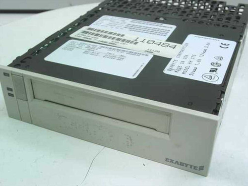 """Exabyte EXB-8505  7 to 14 GB Internal 5.25"""" HH SCSI Tape Drive HH CT"""