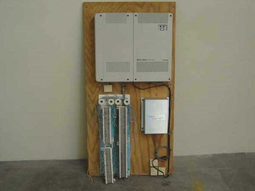 Toshiba Strata DK 40  DKSUB40A KSU with expansion cabinet