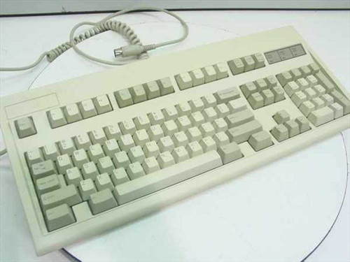 Keytronic E03600QL  AT 104 Key Keyboard