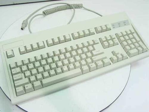 Keytronic E03601QLPS2-C  PS/2 Keyboard