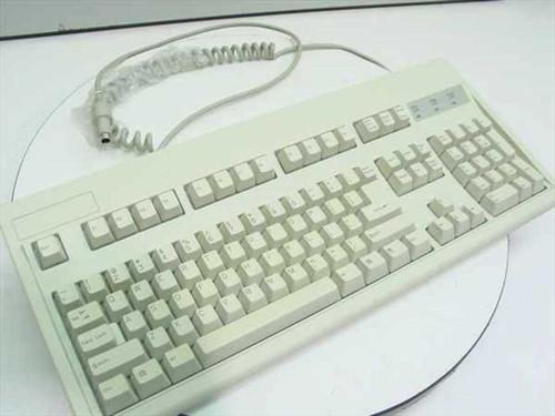 Keytronic E03601QUS201-C  104 Key PS/2 ERGO Keyboard E03601