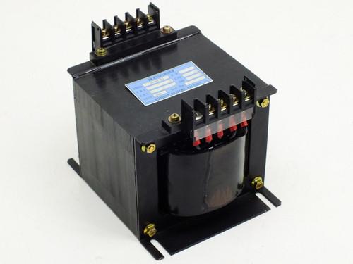 Kyoshin Keisoku Transformer PRI 200V, 1 PH, CAP 500VA, AMP 4.0.83A (50/60Hz)