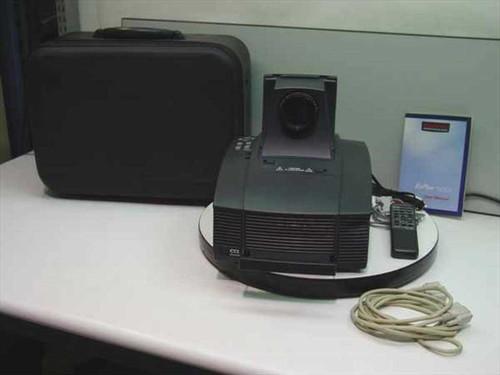 Maverick EzPro 500  Portable Projection System 350 Lumen - As Is
