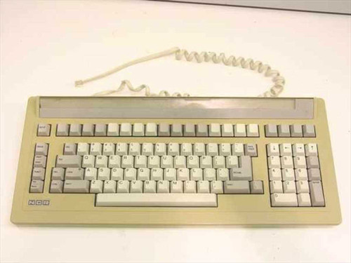 NCR 2920-9002-9000  Keyboard 4950 - ASCII Style ADDS 4000