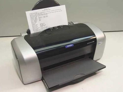 Epson Stylus C84  Ink Jet Printer - Parallel & USB - B251A