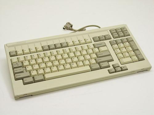 Compaq 128958-001  PS/2 Rack Keyboard