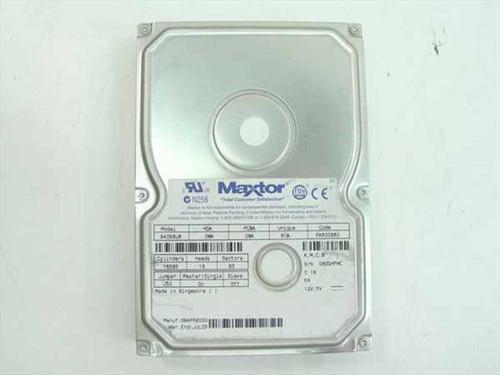 """Maxtor 94098U8  40.9GB 3.5"""" IDE Hard Drive"""