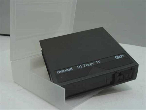 Maxell DLTtape 4 Tape Drive Cartridge (DLTtape IV)