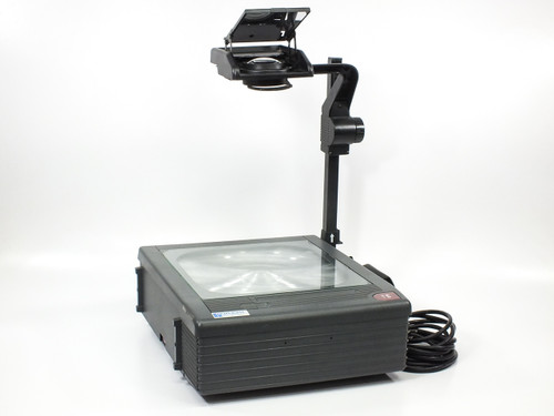 3M 9000AJJ 9700 Overhead Transparency Projector WITH Lamp - Made in the USA