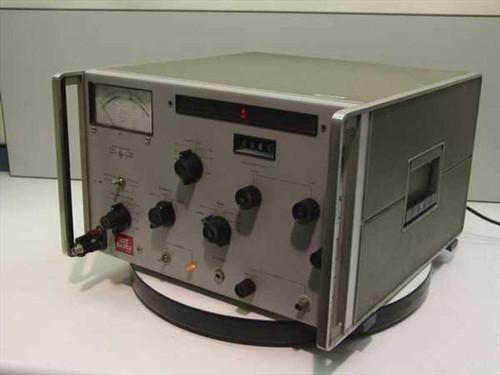 Hewlett Packard 310A  Wave Analyzer