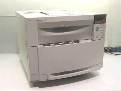 HP C7085A  Color LaserJet 4550 Printer - As Is