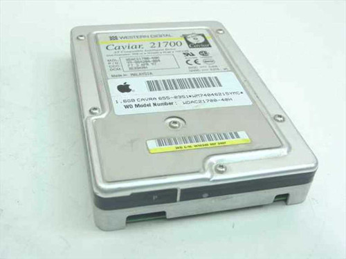 """Western Digital WDAC21700  1.6GB 3.5"""" IDE Hard Drive"""