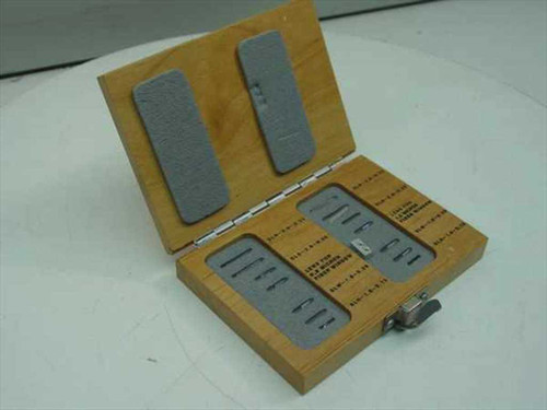 Newport F-GRK1  Grin-Rod Lens Kit for Fiber Optics in Wooden Box