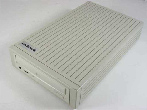 Micro Solutions 166550  8x Parallel Port Backpack External CD-Rom Drive