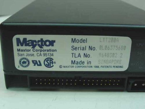 """Maxtor LXT200A  200MB 3.5"""" IDE HH Hard Drive"""