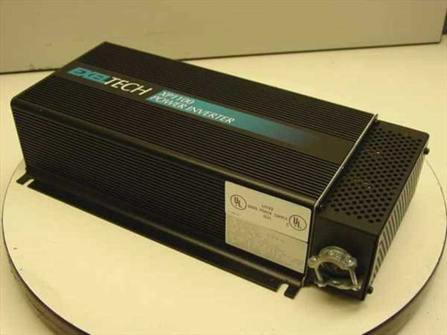 Exeltech XP1100  XPK-1-2-6-1 110W 24V DC-AC Power Inverter