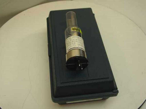 Hamamatsu L233-56NB  Hollow Cathode Lamp WL22603 - Element Ba Gas Neon