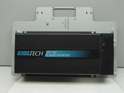 Exeltech XP1100  XPK-1-2-6-1 1100W 24V DC-AC Power Inverter