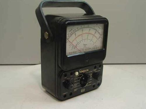 Simpson 260  Series 6P Overload Protected Volt-OHM-Milliammeter