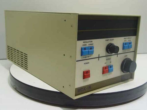 Advanced Energy MDX-1K   1 kW DC Plasma RF Generator 2105-000-A