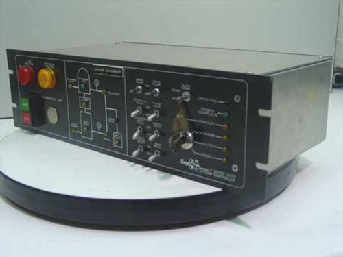"Enerjet ""C"" Series  Auto System Controller Cryogenic Vacuum"