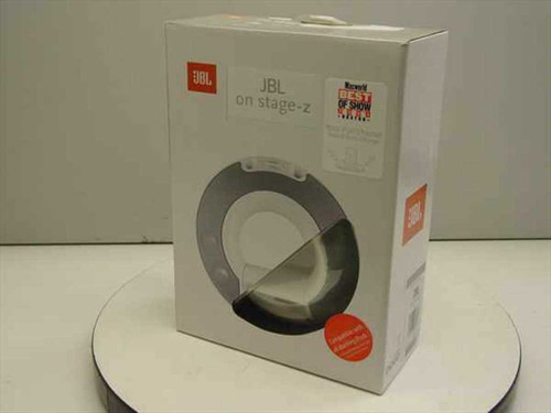 JBL On Stage  JBL On Stage Speaker System for all iPods