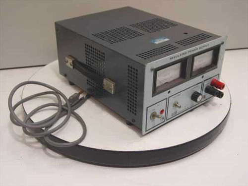 Power/Mate Corp. BPA-6E-V  Regulated Power Supply