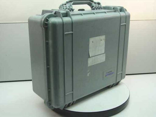 Pelican 1550  20x17x8 Watertight Shipping Case - Silver