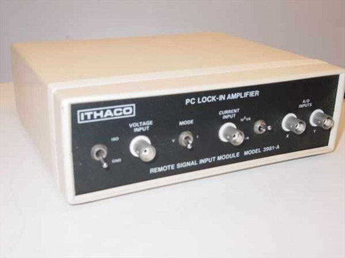 Ithaco 3981-A  PC Lock-In Amplifier Remote Signal Module