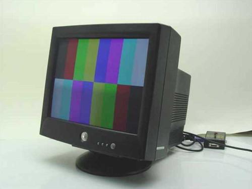 """Dell M992  19"""" SVGA Monitor - Black 0.24"""
