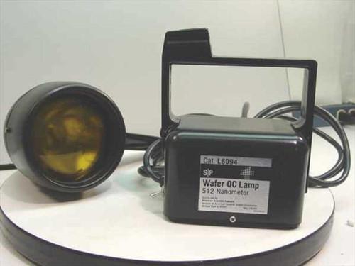 Scientific Products L6094  Wafer QC Lamp 512 Nanometer