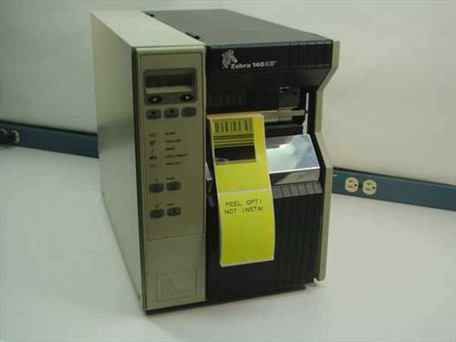 Zebra Technologies 140-XiII  Barcode Printer - P/N 140-401-00004