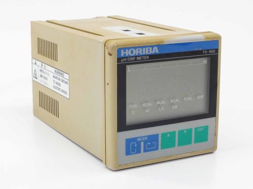 Horiba TD-950pH/ORP Meter Process Analyzer  TD-950 E